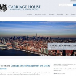 Carriage House Management & Realty Services