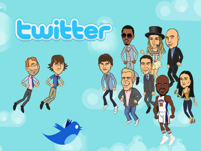 10 Celebrities Using Twitter Effectively