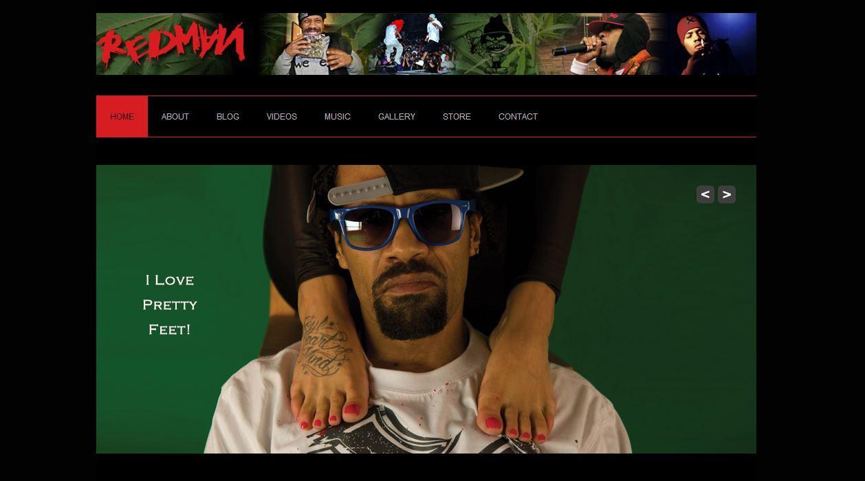 Redman's World