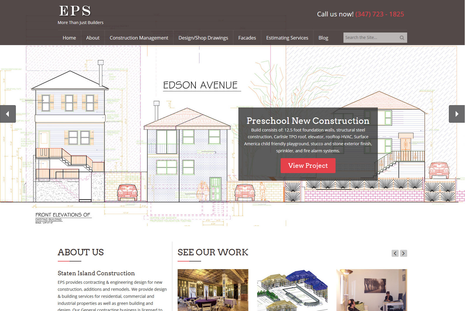 EPS Construction