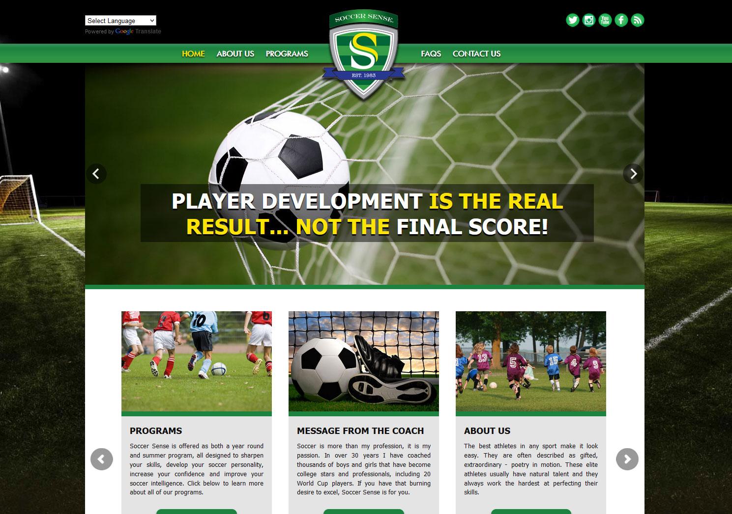Soccer Sense