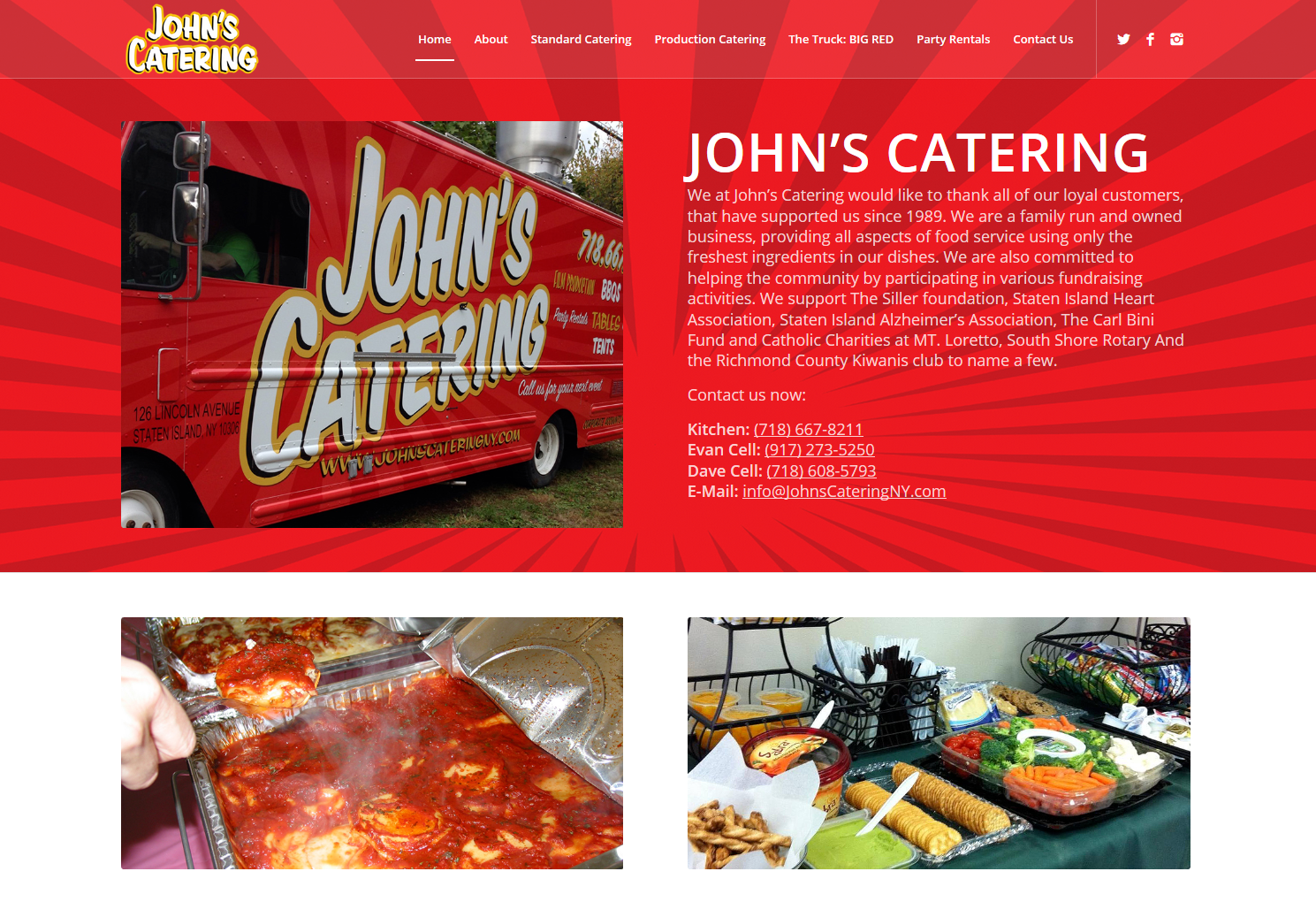 John's Catering