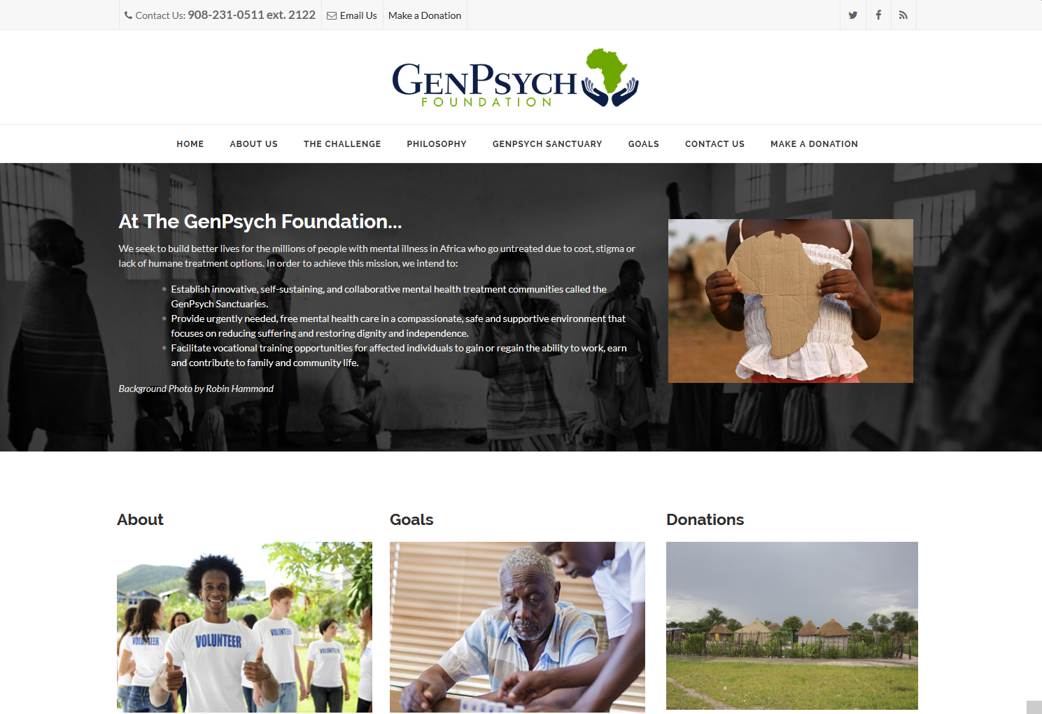 GenPsych Foundation