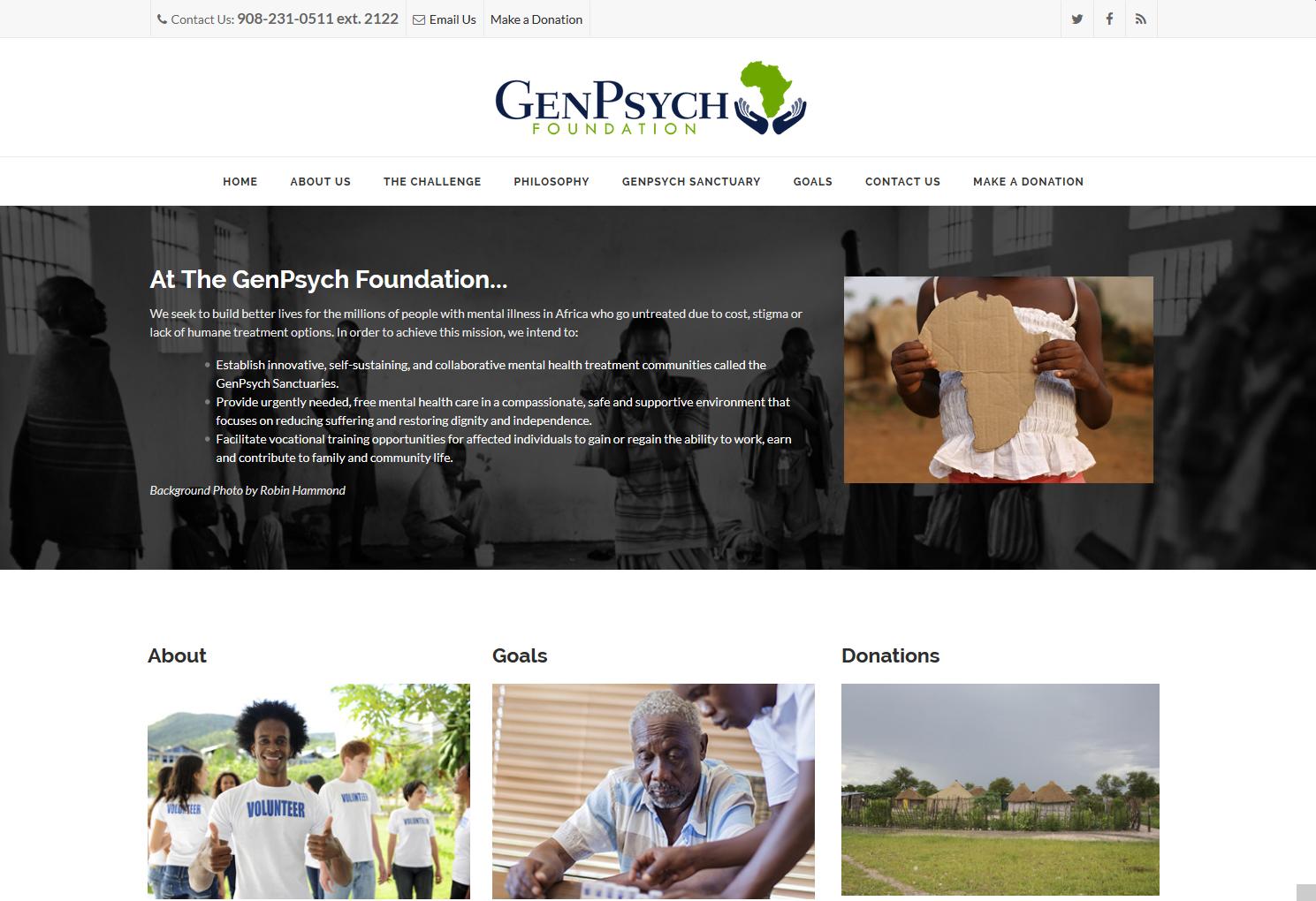 GenPsych Foundation
