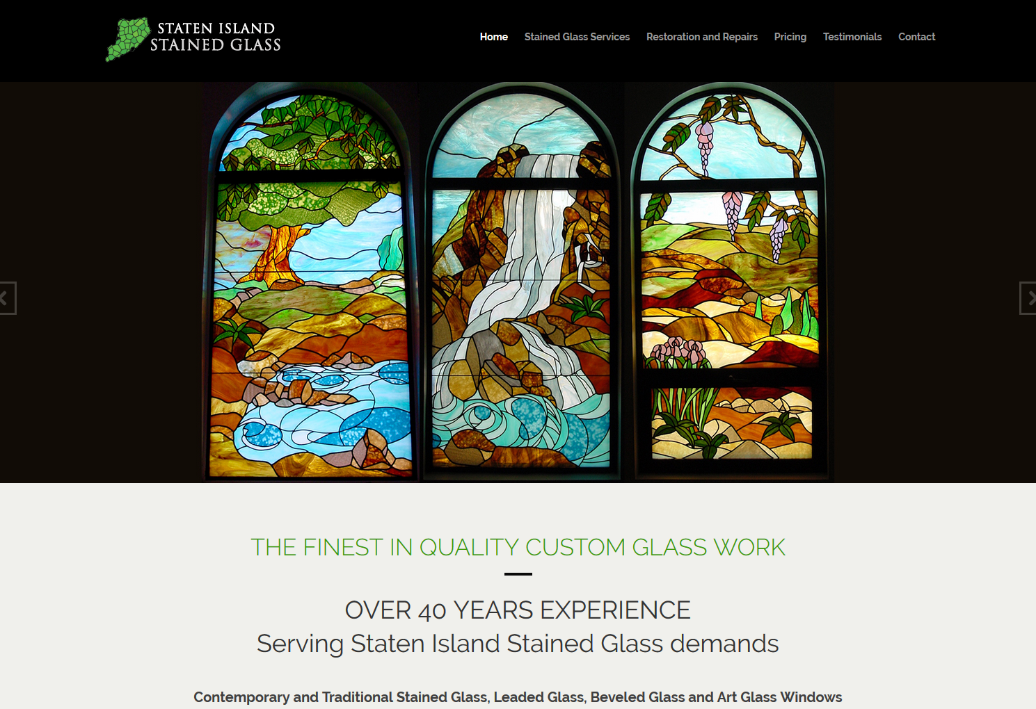 Staten Island Stained Glass
