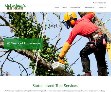 McCartney's Tree Service