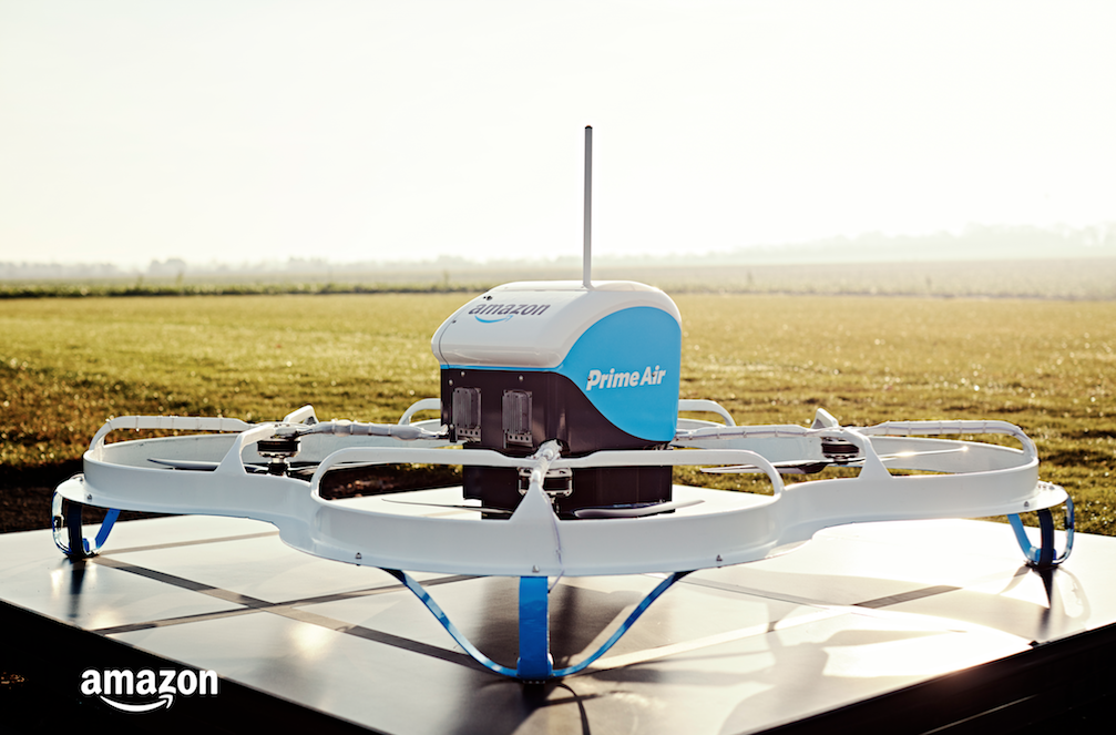 Weighing The Pros And Cons Of Drone Delivery Service