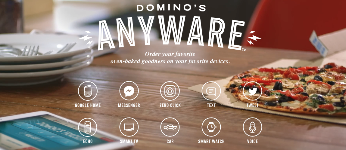 You Can Now Order Food From Domino's Directly Through Facebook Messenger