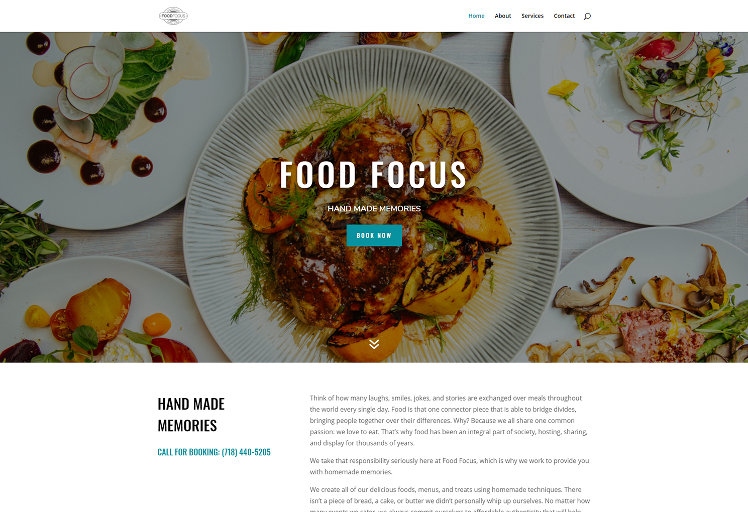The Food Focus